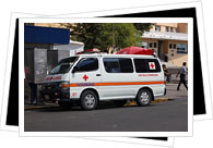 Costa Rica ambulance